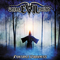 WHERE EVIL FOLLOWS Portable Darkness ALBUM