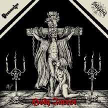 SAHRANA / PROVOCATOR Holy Incest Digi CD